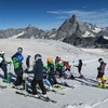 Туризм: Червиния приглашает покататься летом на лыжах