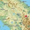 Землетрясение магнитудой 5,4 произошло в области Марке