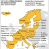 Шенгенскому соглашению исполнилось 32