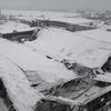 В Випитено обрушился ледовый дворец, где тренируется местная хоккейная команда