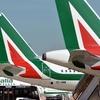Началась забастовка работников авиакомпании Alitalia