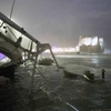 Сильный шторм нанес ущерб Неаполю