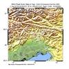 В провинции Удине этим утром произошло землетрясение