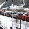Автомагистраль Бреннер в Южном Тироле перекрыта из-за снегопада