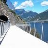 Велосипедная дорога, проложенная вдоль озера Гарда, названа самой красивой в Евр