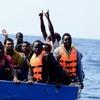 Мигранты, высадки за три летних месяца увеличились на 73,8% по сравнению с анало