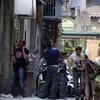 В Неаполе местные бандиты устроили вооруженные разборки на глазах у школьников