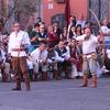Историческое шествие и традиционные ужины в тавернах: Палио в Непи подходит к гр