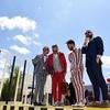 Во Флоренции открылась знаменитая флорентийская выставка мужской моды Pitti Uomo