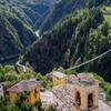 В Италии открывается самый высокий в Европе подвесной мост