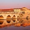 Знаменитому мосту Тиберия в Римини - 2000 лет!
