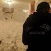 Снежная лавина обрушилась этой ночью на многоэтажку в Сестриере