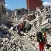 В Аматриче произошло землетрясение магнитудой 3,6
