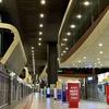 На вокзал Рим-Тибуртина стало прибывать меньше автобусов из Восточной Европы