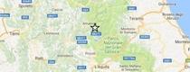 В Италии этой ночью произошло землетрясение