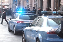 """В Италии группа мигрантов из Африки напала с ножом на охранника """"McDonald's"""", по"""