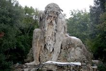 Реставрирован Аппенинский гигант Джамболоньи