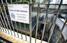 Вилла Торлония, открыт для посещения первый бункер Муссолини