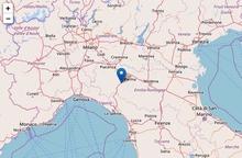 В провинции Пармы произошло землетрясение магнитудой 4,4 балла