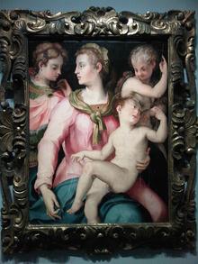 Портелли во Флоренции: выставка тосканского гения открыла двери для посетителей