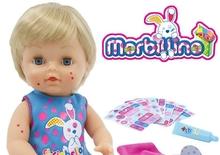 """В Италии известная компания по производству игрушек начала выпуск кукол, """"больны"""