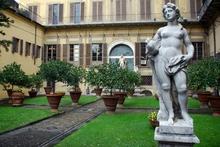 Флоренция: открываются подземелья палаццо Медичи-Риккарди