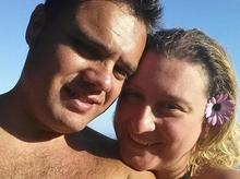 Жену карабинера-убийцы вывели из искусственной комы