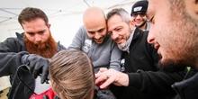 В Неаполе родилась ассоциация парикмахеров и косметологов, бесплатно оказывающих