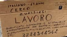 Итальянский клошар получил должность менеджера с помощью неравнодушных прохожих