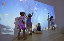 """Музей науки """"MUSE"""" в Тренто предлагает детям окунуться в интересный мир открытий"""