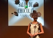 В Милане открылалась ярмарка шоколада, Salon du Chocolat