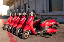 "В Милане стартовал проект ""Scooter sharing"""