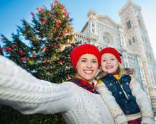 Флоренция: Новый год на площади Питти с Ирене Гранди и Маннарино