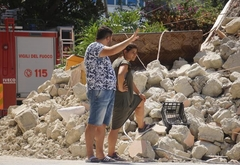 """Землетрясение на Искье, геологи: """"Абсурдно умереть при землетрясении магнитудой"""