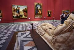 Time Out: Уффици - лучший музей в мире