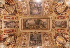 Палаццо Барберини представил отреставрированные залы живописи XVII века