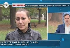 В школе Модены второклассница оказалась единственной итальянкой в классе среди и
