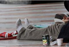 В Сан-Ремо бездомная, попавшаяся на краже еды в супермаркете, оказалась владелиц