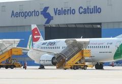Российский самолет улетел с опoзданием из Вероны из-за стычки на борту