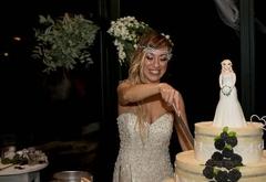 В Италии девушка сыграла первую сингл-свадьбу