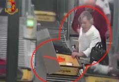 В аэропoрту Фьюмичино арестован итальянец, обокравший на контроле пакистанца