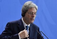 """Джентилони: """"Налог на ТВ будет отменен для 350000 резидентов Италии старше 75 ле"""