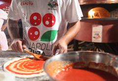 """Неаполь готовится к открытию """"Города пиццы"""""""