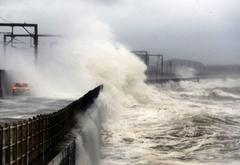"""""""Дочь"""" урагана Офелия поразит Италию в грядущее воскресенье"""