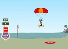 Прыжки с парашута