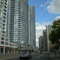 Жилые дома в Торонто, все сделаны из стекла