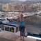 В Монако.