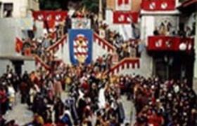 Карнавал в Валле д'Аоста