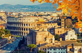15 самых красочных осенних итальянских городов