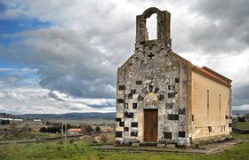 Достопримечательности Сардинии: Ребекку - городок-призрак